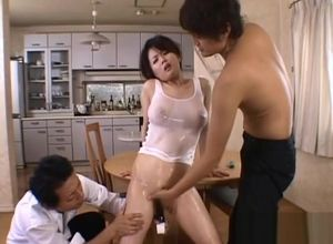 Naked Miki Sato Gets Ginormous Man..