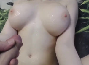 youthfull gf with juicy boobs  plowed..