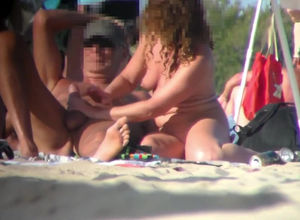 Cap D'agde spycam nudists flick