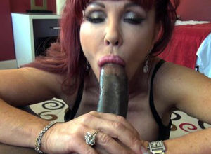 Super-sexy Vanessa in Huge cock..