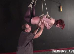 Suspension restrain bondage and..