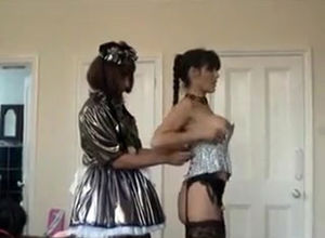 Finest homemade ladyboy movie with..