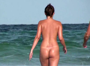 Onion ass Jaw-dropping Naturist..