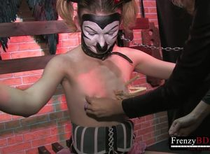 FrenzyBDSM Weird Clips Masochism and..